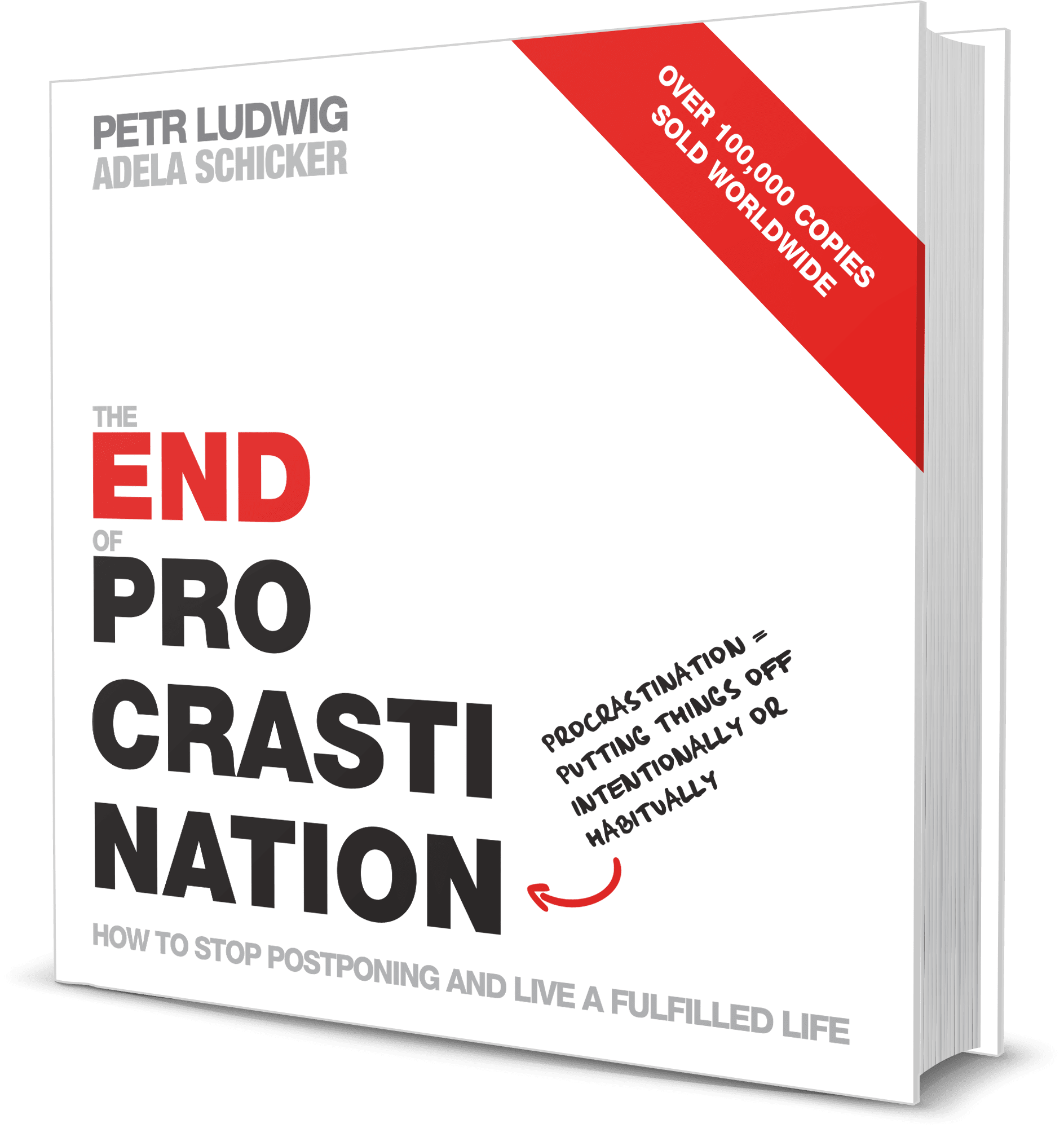 BOOK: The End of Procrastination - How to Stop Postponing