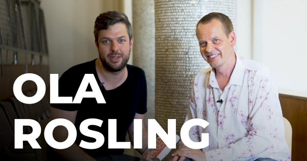 DEEP TALKS: Ola Rosling
